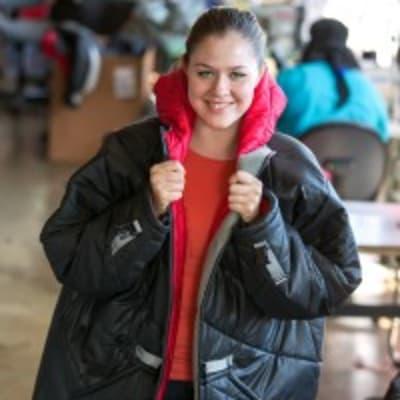 Veronika Scott (The Empowerment Plan)