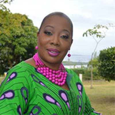 Wendy Lewis (The Trinidad and Tobago Corporate Training Academy)