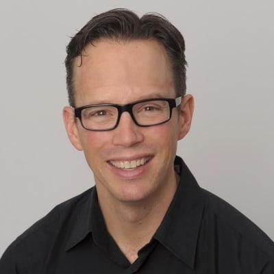 Aaron Brox (Solution Engineer)
