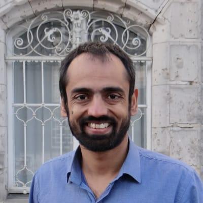 Anupam Krishnamurthy's avatar.'