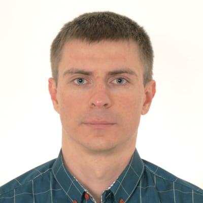 Oleksandr Startsev's avatar.'
