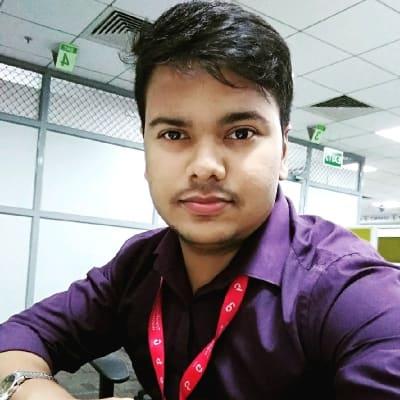 Vinodh Paramesh's avatar.'
