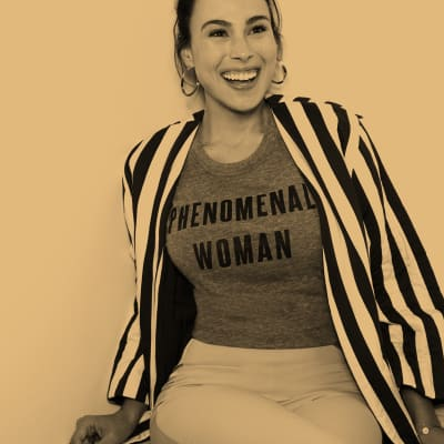 Meena Harris (Phenomenal Woman Action Campaign)