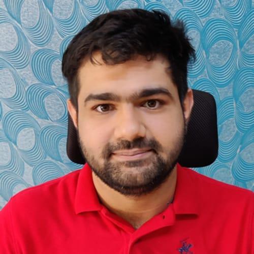 Kshitij Sareen