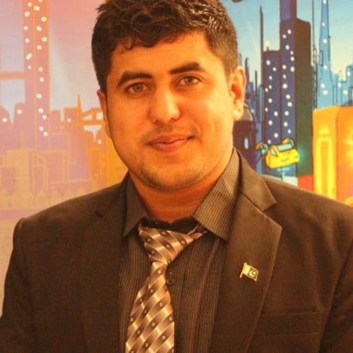 Engr.Umar Farooq Gul