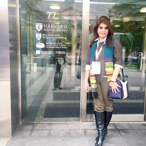 Dr. Fareeha Zafar