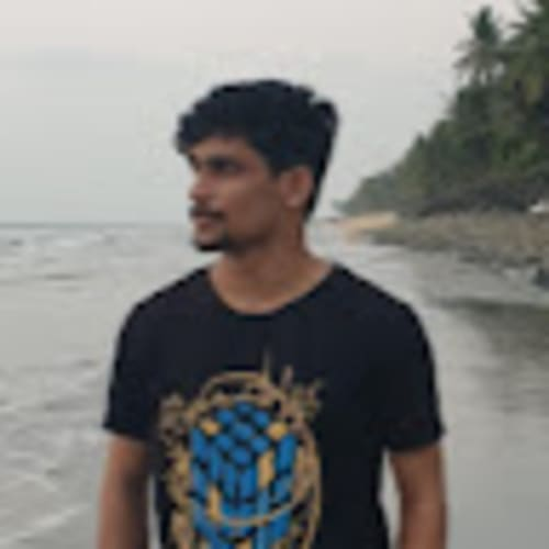 Ashwin Anil