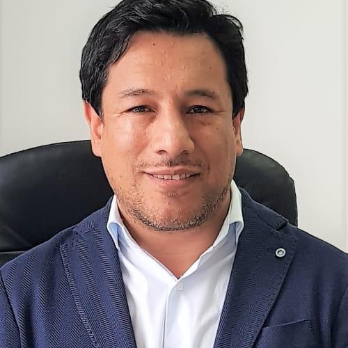 Omar Tupayachi Calderón
