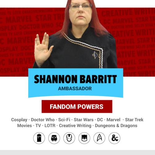 Shannon Barritt