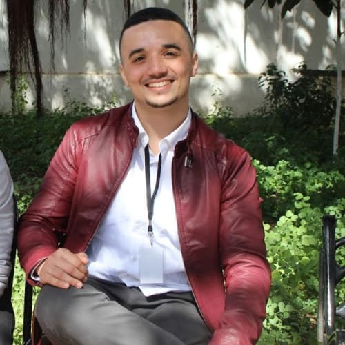 Abdellah Nassim MERIDJA