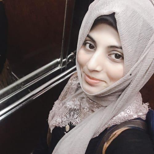 Afrah Fareed