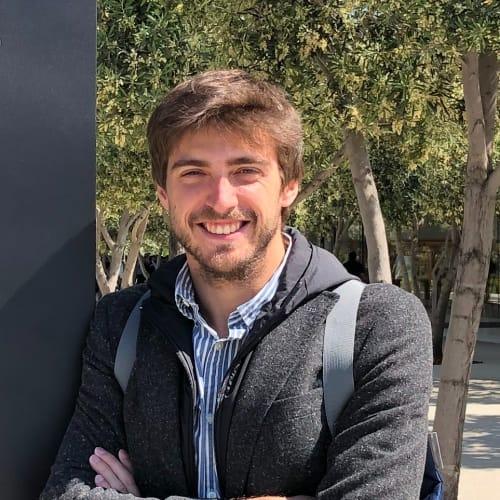 Marc Gonzalez Capdevila