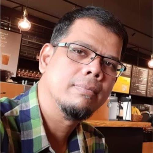 Mohammed Irfan PK