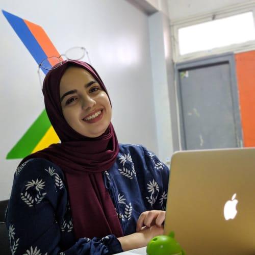 Asmaa Haidour