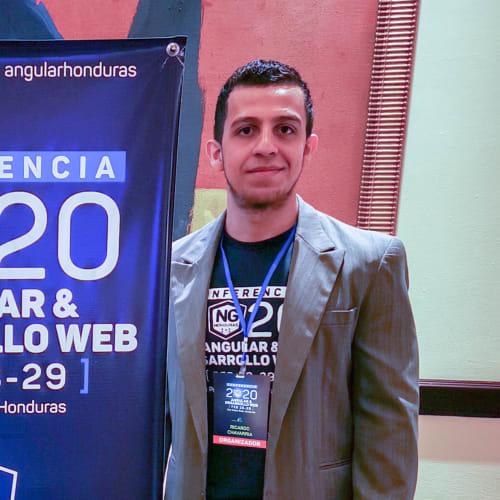 Ricardo Echeverria