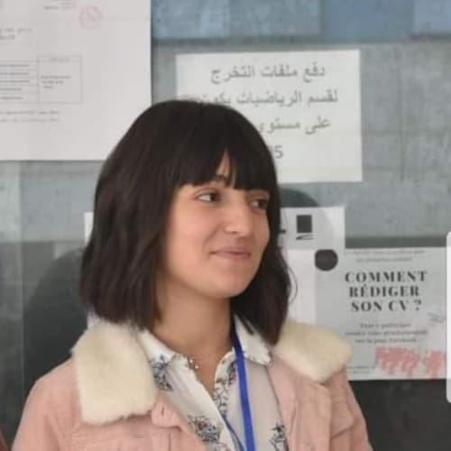 Yassamine LALA BOUALI
