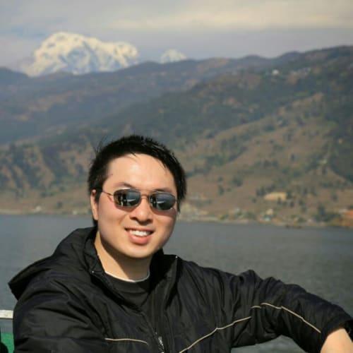 Aaron Chau