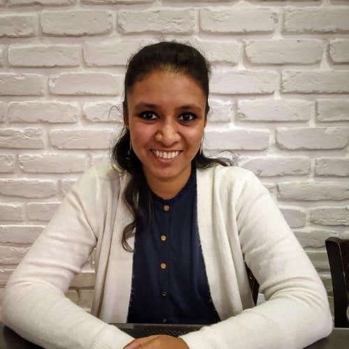 Sangeetha Krishnan
