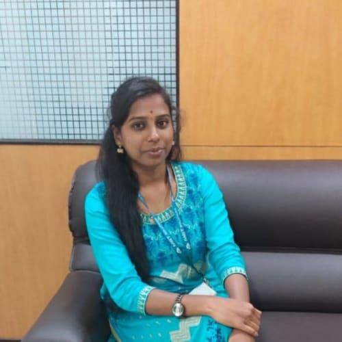 Vaishnavi Arulraj