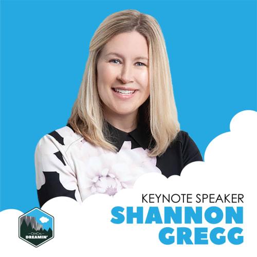 Shannon Gregg