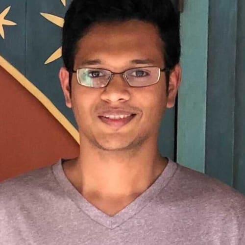 Krishnateja Thammireddygari