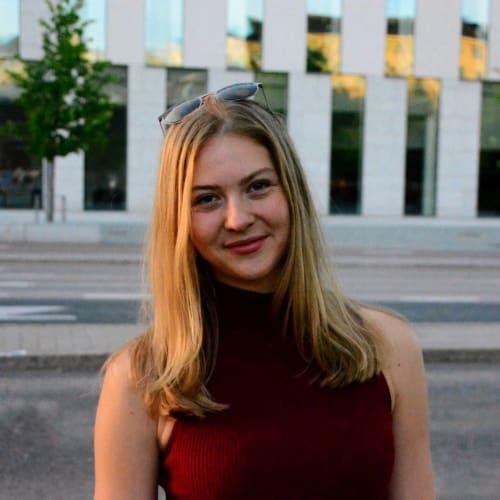 Arina Semenchenko