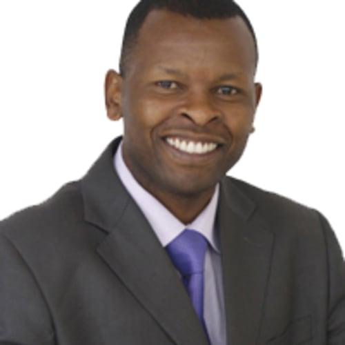 Pastor Kenneth Nyaga
