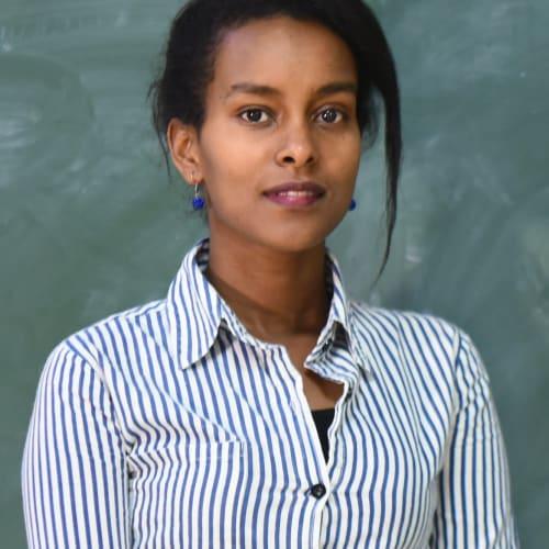 Lidia Kidane