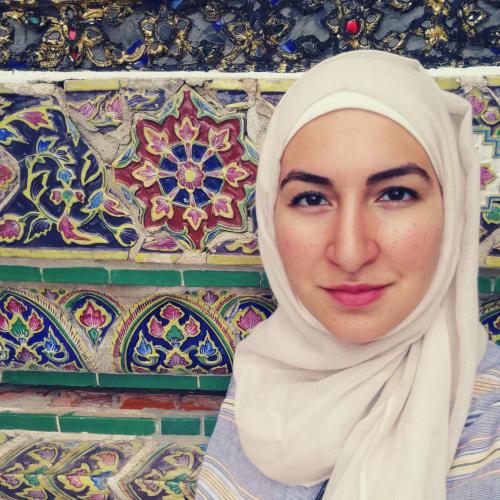 Nadine Saadi