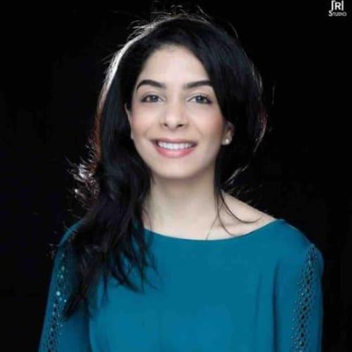 Nina Saeed