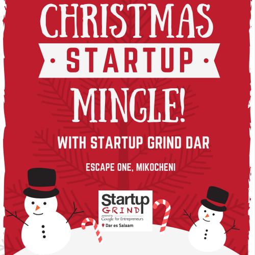 Christmas Startup Mingle