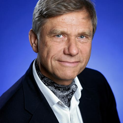 Hermann Hauser MBE