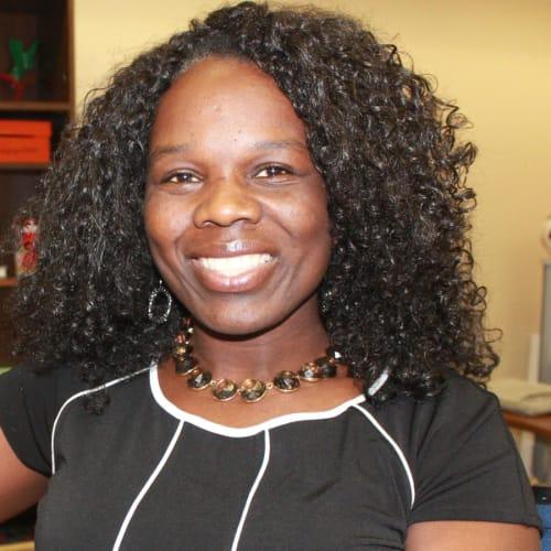 Dr. Wanda Eugene