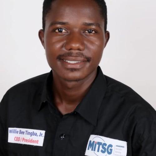 Willie-Bee Tingba Jr.