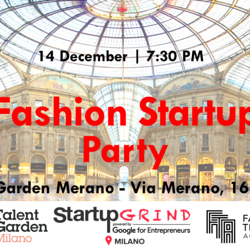 Fashion Startup Party