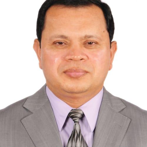 Dr. Md. Sabur Khan