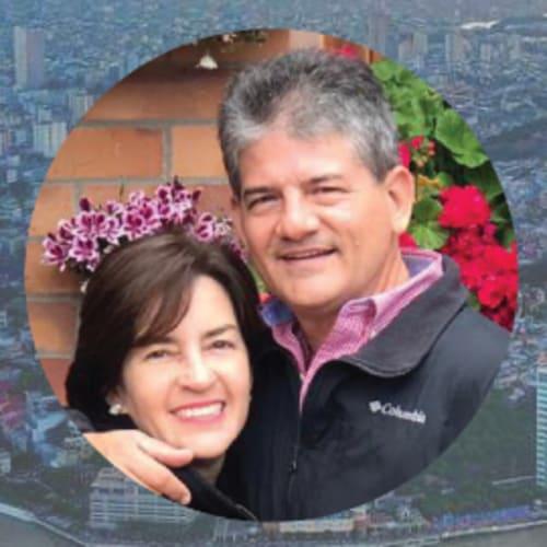 Aldo y Maria Fernanda Faidutti