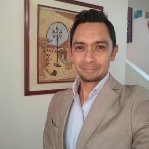 Alexander Parrales