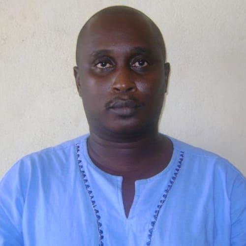 Alfred C. Kargbo Jr.