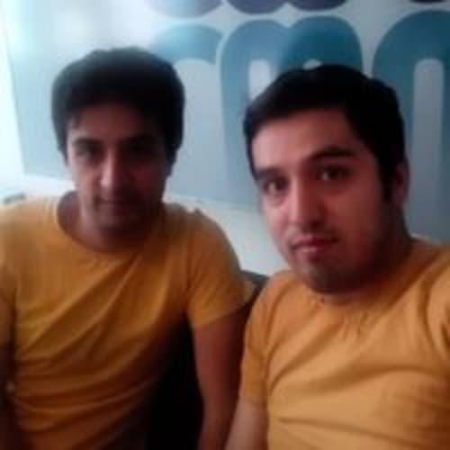 Ali Amiri & Mostafa Amiri