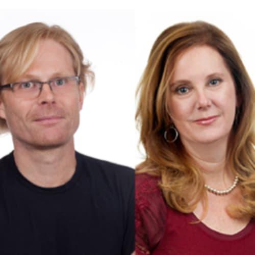 Amy Pressman & Borge Hald