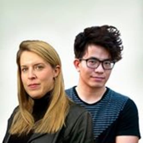 Andrea Zurek(XG Ventures) & Khailee Ng