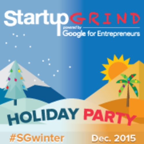 Annual Startup HOLIDAY PARTY
