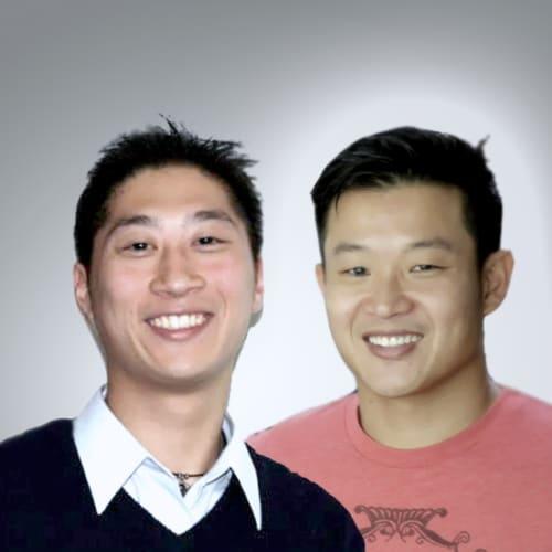 Douglas Ma (Uber) and John Dang