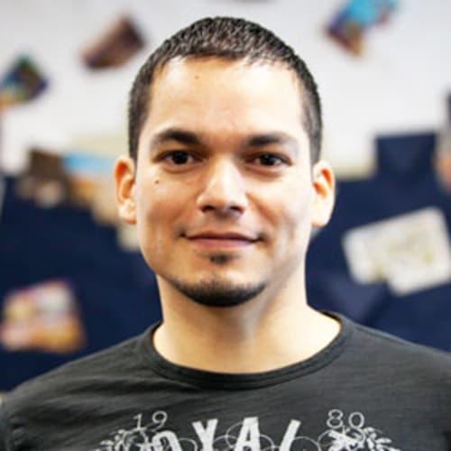Isaac Saldaña