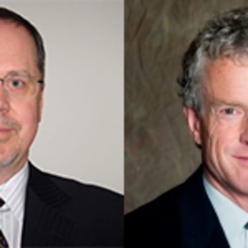 Liam Christie & Bob McKenzie