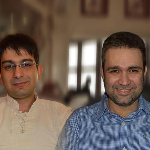 Sam Modonpour & Amin Shkouhi