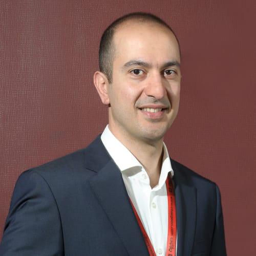 Shahin A. Tabari