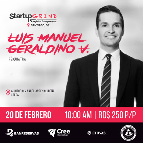 Luis Manuel Geraldino Valdez