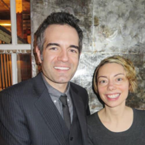 Vic Christopher & Heather LaVine